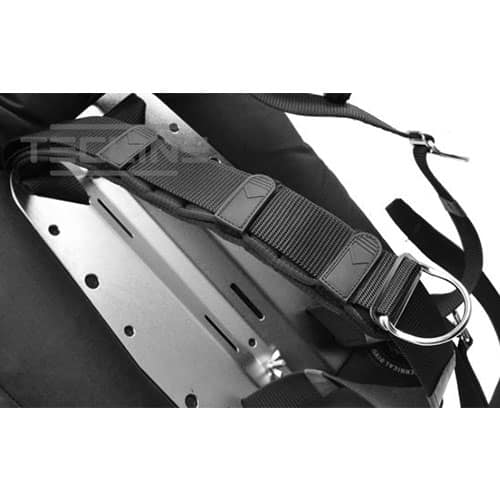 Tecline comfort skulderstropp, til DIR harness