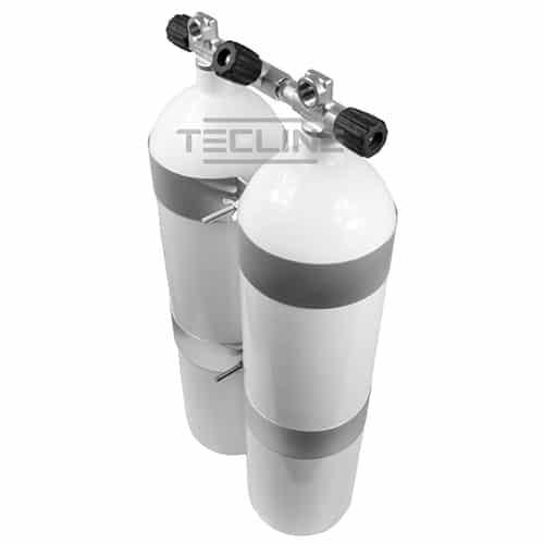 2x8,5 liters Dobbelsett Eurocylinder