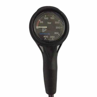 Tech Slim med 80cm Miflex 45mm manometer